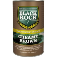 Black Rock Unhopped Creamy Brown  1.7kg