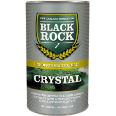 Black Rock Unhopped Crystal 6 x 1.7kg
