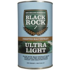 Black Rock Unhopped Ultralight  1.7kg