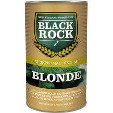 Black Rock Unhopped Blonde 6 x 1.7kg