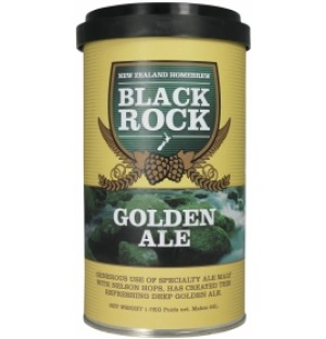 Black Rock Golden Ale 6 x 1.7kg
