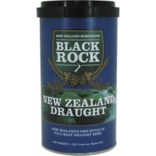 Black Rock NZ Draught 6 x 1.7kg