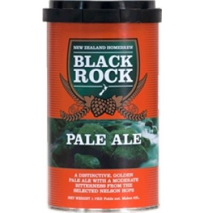 Black Rock Pale Ale 6 x 1.7kg