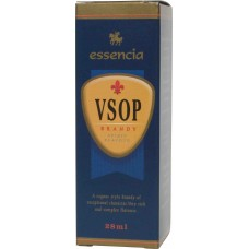 Essencia VSOP Brandy 5 x 28ml
