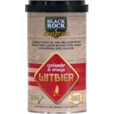 Black Rock Crafted Witbier  1.7kg
