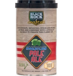 Black Rock Crafted American Pale Ale 6 x 1.7kg