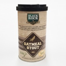Black Rock Crafted Oatmeal Stout  1.7kg